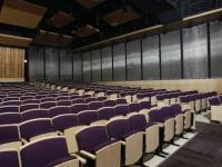 Seating in Bengtson Auditorium