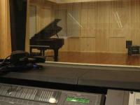 Schultz Recording Studio from the control room