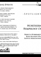 Northern Iowa Symphony Orchestra - March 1, 2018