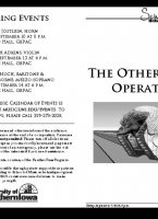 The Other Other Operation - Sept. 7, 2018