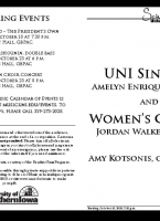 UNI Singers & Women's Chorus - October 16, 2018