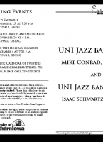 Jazz Band Two and Three - November 14, 2018