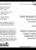 Wind Ensemble & Concert Band - February 28, 2019