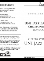 Jazz Band One - April 5, 2019