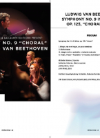 Beethoven, Sym. No. 9 - April 28, 2019
