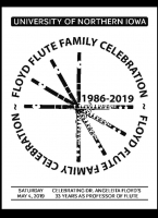 Floyd Flute Family Celebration - May 4, 2019