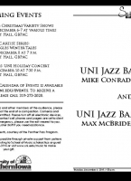 Jazz Band Two and Three - December 5, 2019