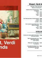 Mozart, Verdi and Friends - Opera Gala - January 26, 2020
