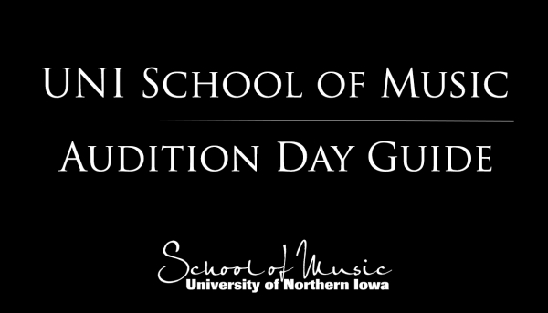 UNI SOM Audition Day Guide