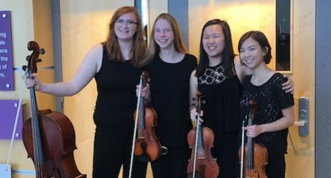 Verismo senior quartet